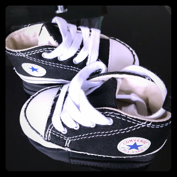 462978c02b13 Converse Other - NWOT - baby boy Converse Bootie   Shoes 🖤